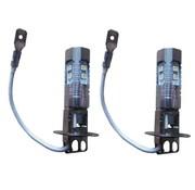 Xenonlamp Canbus LED mistlicht 10w H3 - 6000k wit
