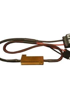 Xenonlamp Mistlicht HB4 Canbus kabel 50w