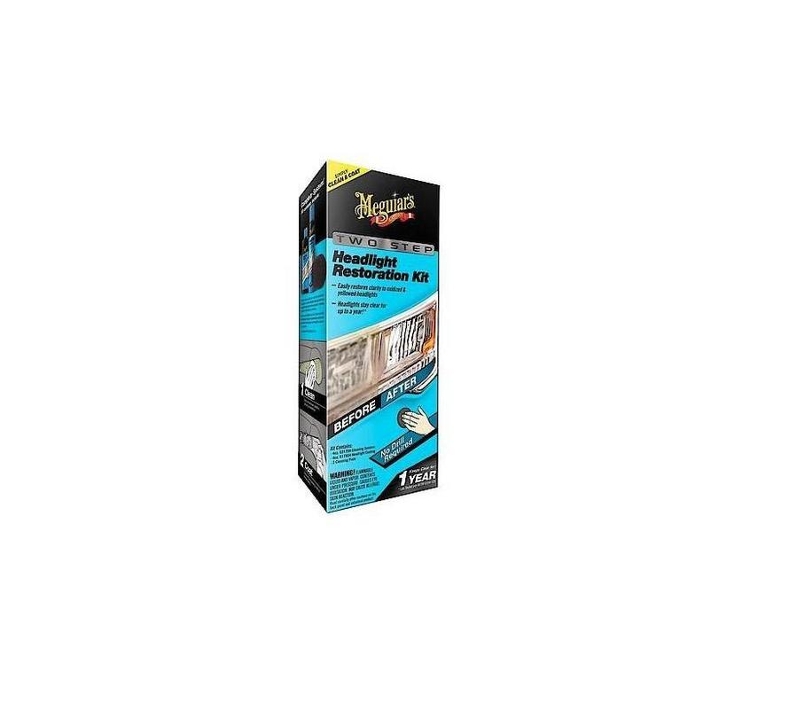 Meguiars Perfect Clarity Headlight Restoration Kit