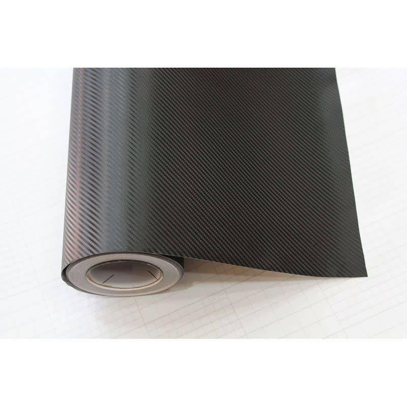 Autostyle 3D Carbonfolie 152x30cm Zwart, zelfklevend