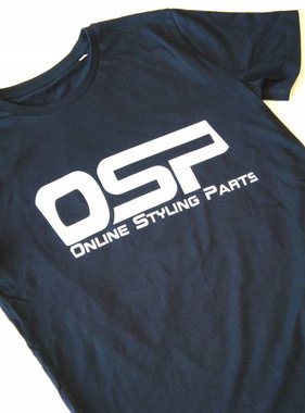 "OSP T-shirt OSP ""CARGUY"" ZWART"