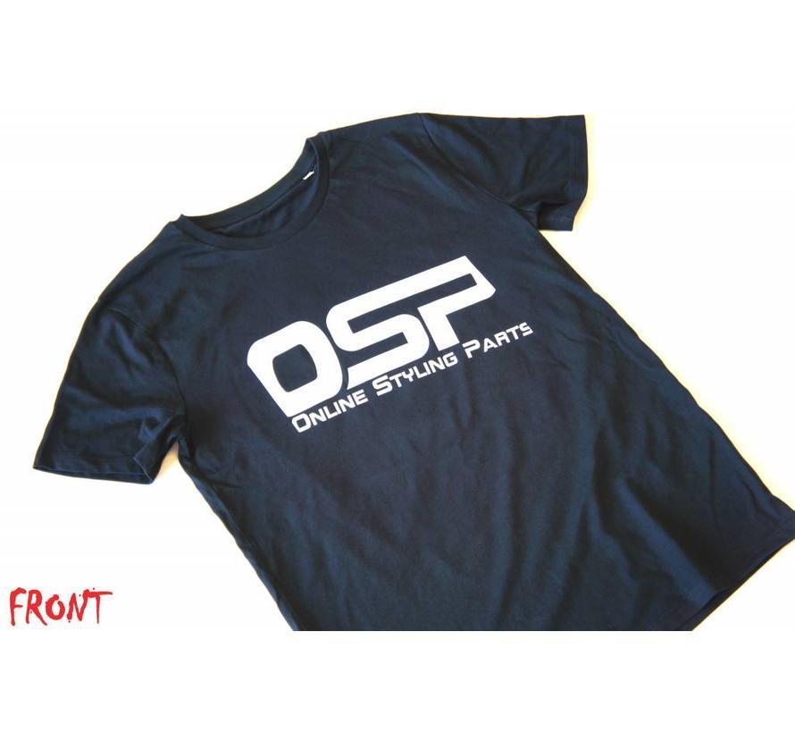 """T-shirt OSP """"CARGUY"""" ZWART"""