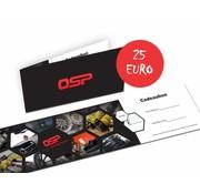 OSP Cadeaubon 25 euro