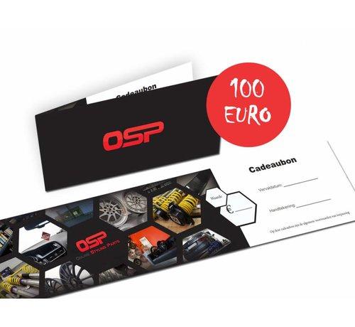 OSP Cadeaubon 100 euro