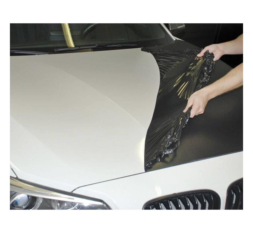 Foliatec Spray System - zwart mat - Spuitpistool - Kompressor - 12m slang - 1x900ml + 100ml verdunner
