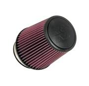 Autostyle K&N universeel vervangingsfilter Conisch 111 mm (RU-5061)