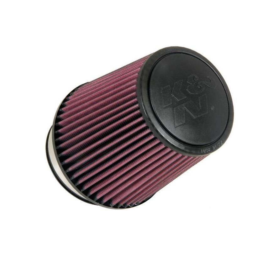 K&N universeel vervangingsfilter Conisch 111 mm (RU-5061)
