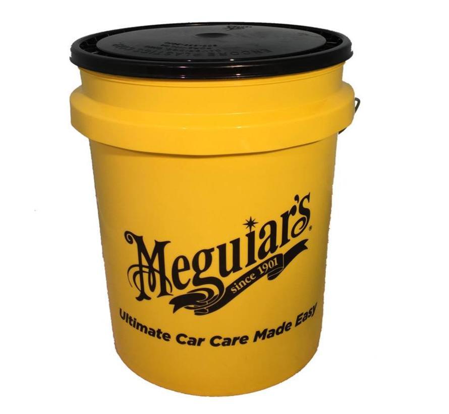 Meguiars Deksel voor Yellow Bucket - Diameter 290mm