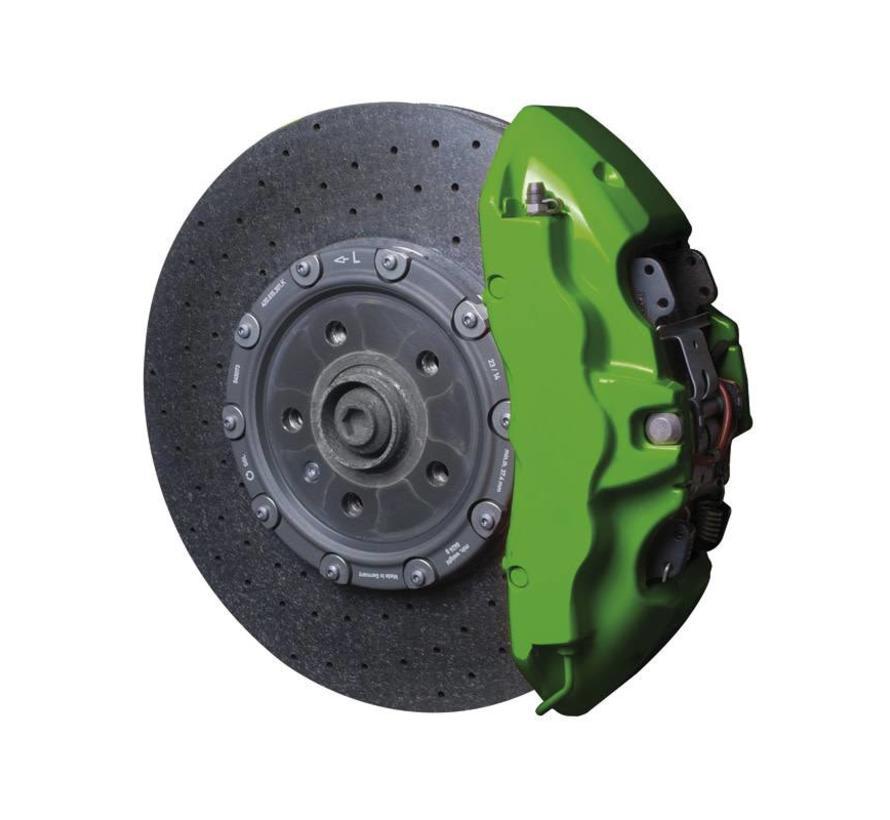 Foliatec Remklauwlakset - power groen - 3 Komponenten