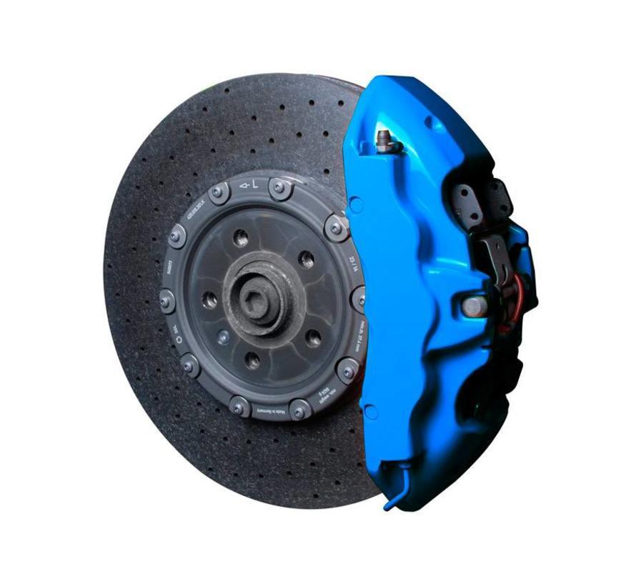 Foliatec Remklauwlakset - GT blauw - 3 Komponenten