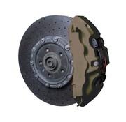 Foliatec Foliatec Remklauwlakset - Combat mat-groen - 3 Komponenten