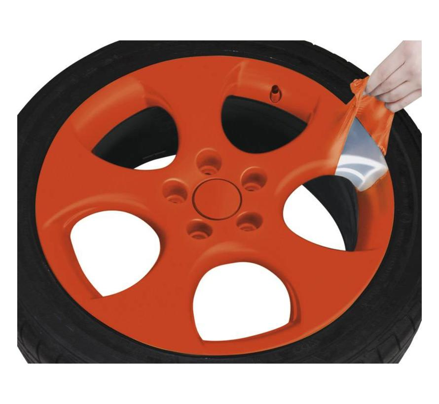 Foliatec Spray Film (Spuitfolie) Set - oranje mat 2x400ml