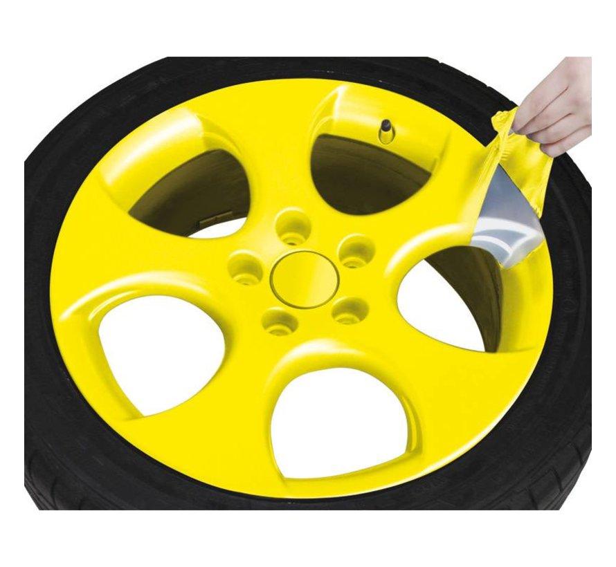 Foliatec Spray Film (Spuitfolie) Set - geel glanzend 2x400ml