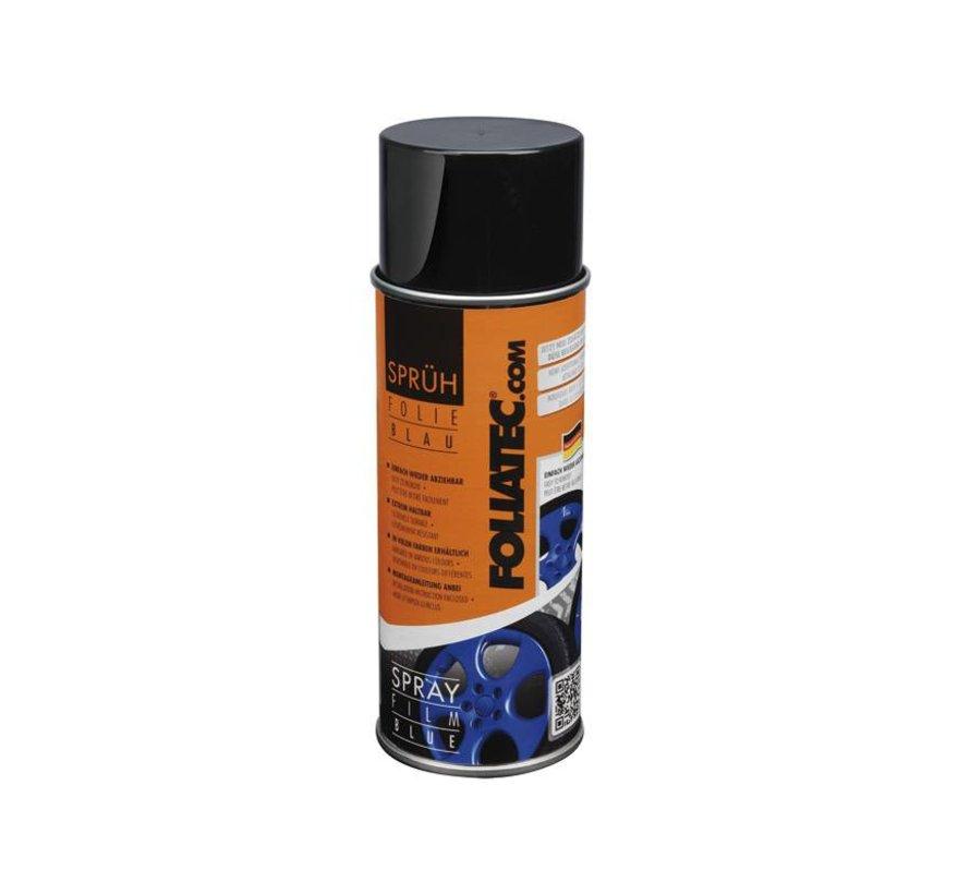 Foliatec Spray Film (Spuitfolie) - blauw glanzend 1x400ml
