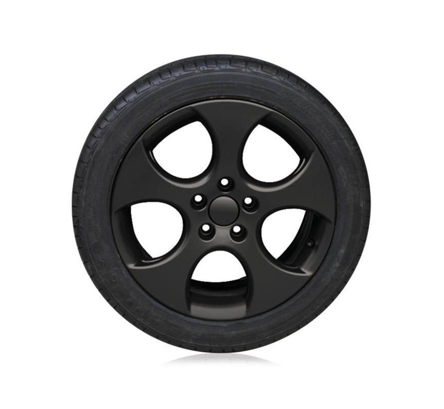Foliatec Spray Film (Spuitfolie) - zwart mat 1x400ml