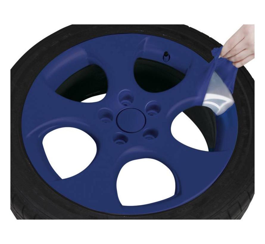 Foliatec Spray Film (Spuitfolie) Set - blauw mat 2x400ml