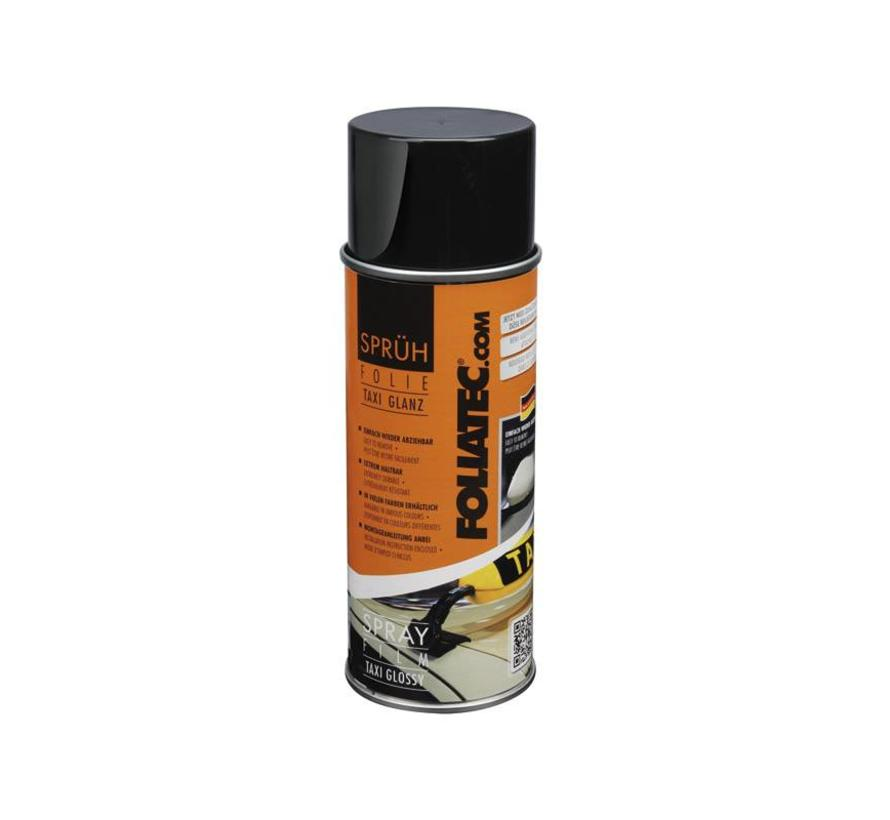 Foliatec Spray Film (Spuitfolie) - taxi glanzend 1x400ml
