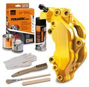 Foliatec Foliatec Remklauwlakset - Performance Geel Glanzend - 3 Komponenten