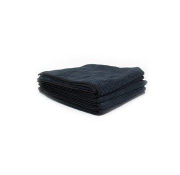 Chemical Guys Chemical Guys – Black Workhorse Microfiber Towel 5pack