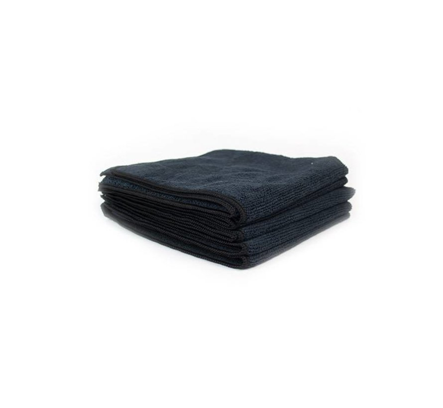 Chemical Guys – Black Workhorse Microfiber Towel 5pack