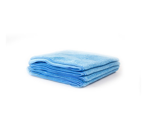 Chemical Guys Chemical Guys – Blue Workhorse Microfiber Towel 5pack