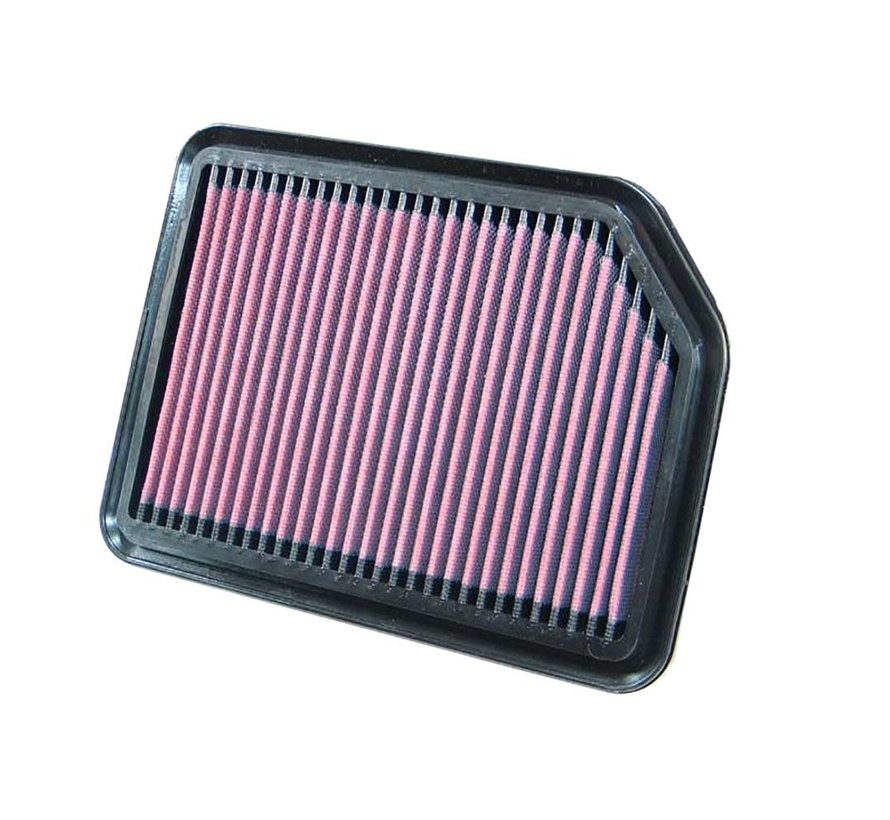 K&N vervangingsfilter Suzuki Grand Vitara 1.6, 1.9D, 2.0, 2.7 2005-2014 (OEM 1378065J00) (33-2361)