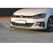 Maxton Design Maxton Design FRONT SPLITTER V.2 VW GOLF 7 GTI FACELIFT
