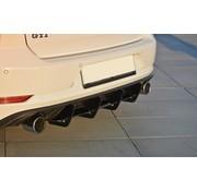 Maxton Design Maxton Design REAR DIFFUSER VW GOLF 7 GTI FACELIFT