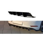 Maxton Design Maxton Design REAR DIFFUSER VW GOLF 7 GTI FACELIFT