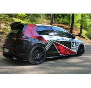 Maxton Design Maxton Design RACING SIDE SKIRTS DIFFUSERS VW GOLF 7 GTI CLUBSPORT