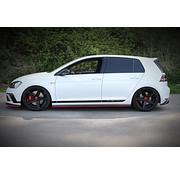 Maxton Design Maxton Design SIDE SKIRTS DIFFUSERS VW GOLF 7 GTI CLUBSPORT