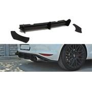 Maxton Design Maxton Design VW GOLF 7 GTI REAR DIFFUSER & REAR SIDE SPLITTERS