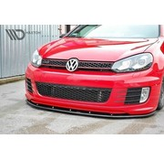 Maxton Design Maxton Design FRONT SPLITTER VER.2 VW GOLF 6 (FOR GOLF GTI 35TH)
