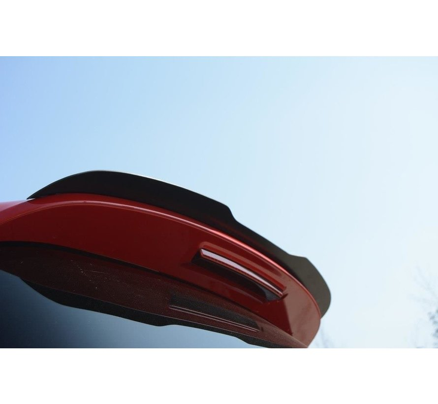 Maxton Design SPOILER EXTENSION VW GOLF 6 GTI / R