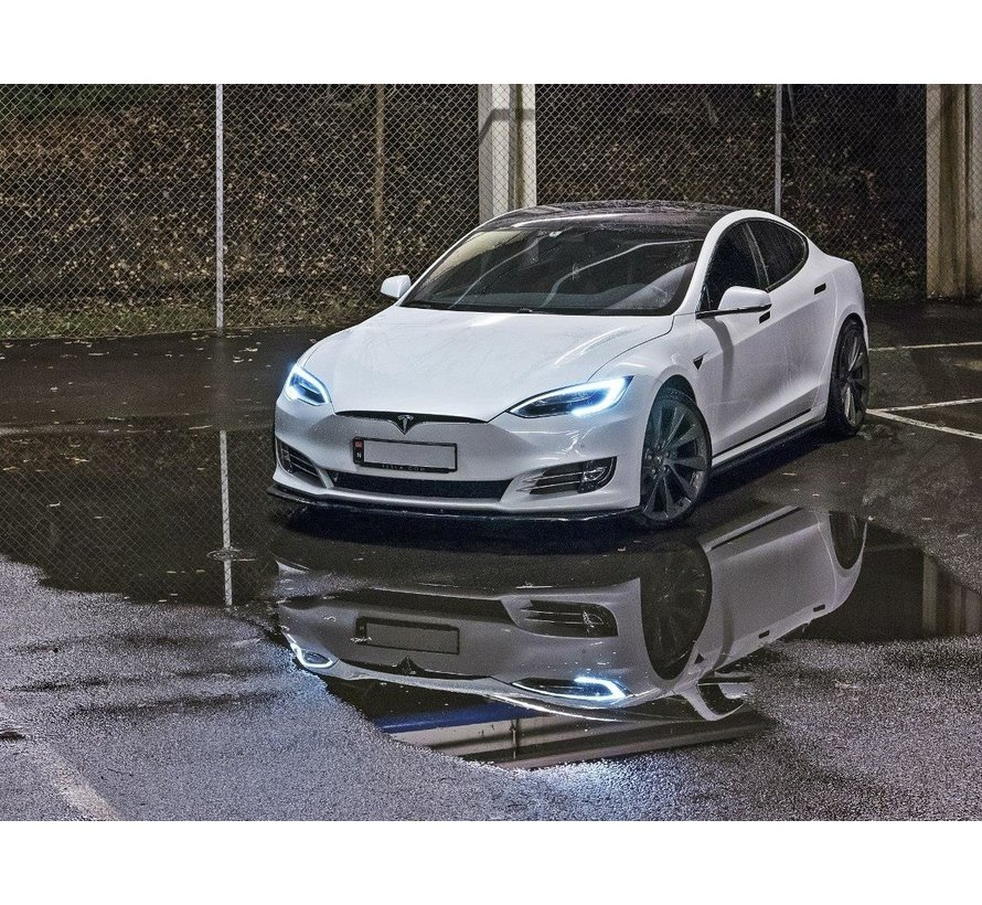 Maxton Design SIDE SKIRTS DIFFUSERS TESLA MODEL S FACELIFT
