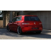 Maxton Design Maxton Design DIFFUSER VW GOLF 6 WITHOUT EXHAUST HOLE