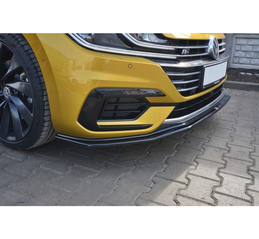 Maxton Design FRONT SPLITTER V.1 VW ARTEON