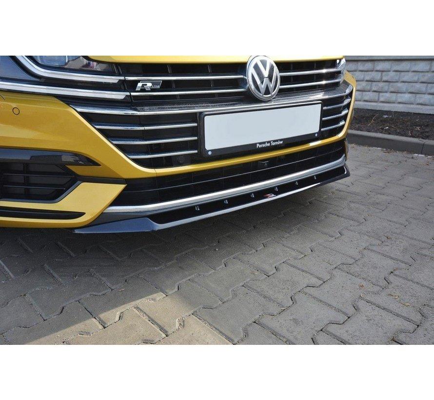 Maxton Design FRONT SPLITTER V.2 VW ARTEON