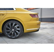 Maxton Design Maxton Design REAR SIDE SPLITTERS VW ARTEON