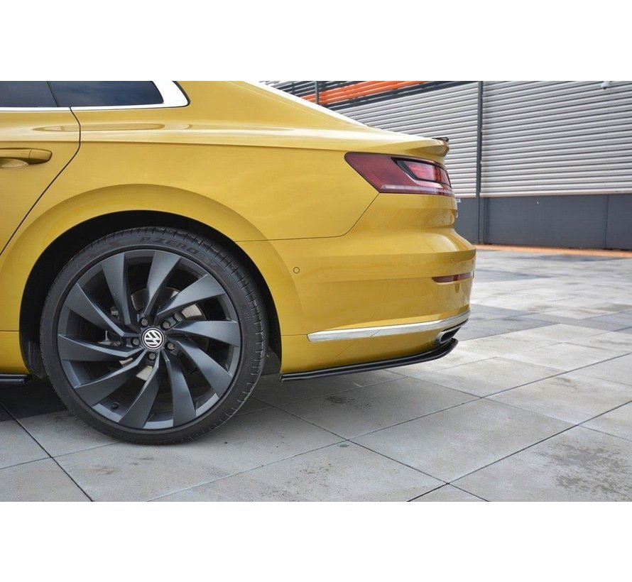 Maxton Design REAR SIDE SPLITTERS VW ARTEON