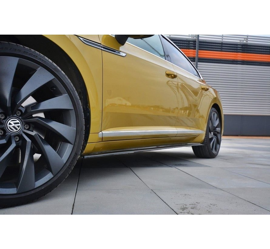 Maxton Design SIDE SKIRTS DIFFUSERS VW ARTEON