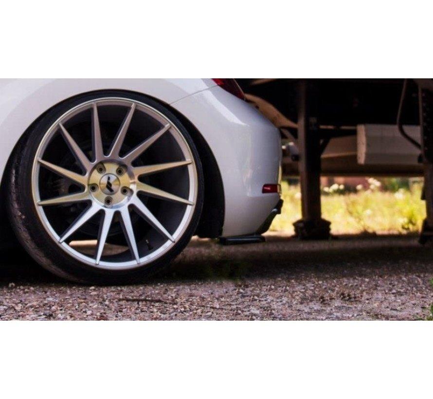 Maxton Design REAR SIDE SPLITTERS VW BEETLE