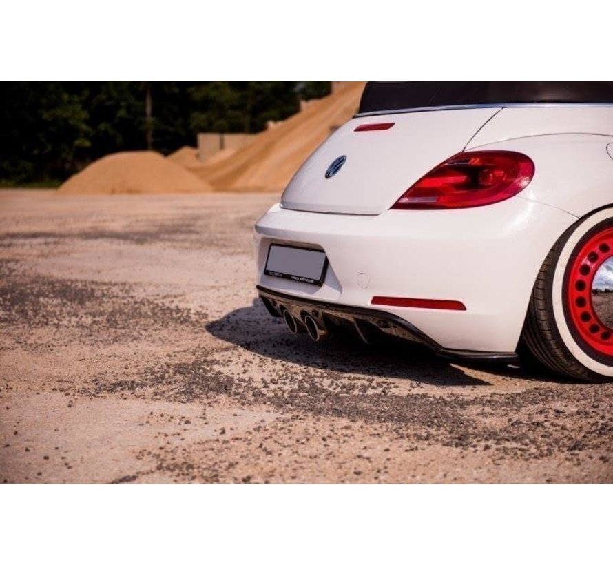 Maxton Design REAR DIFFUSER VW BEETLE