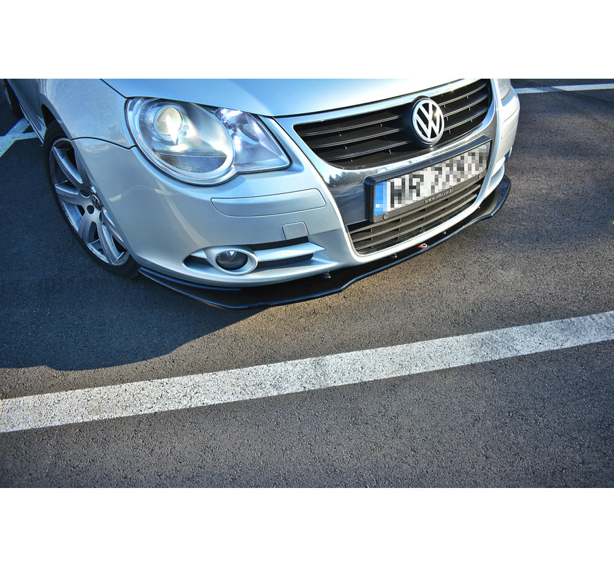 Maxton Design FRONT SPLITTER V.1 VW EOS