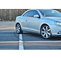 Maxton Design SIDE SKIRTS DIFFUSERS VW EOS