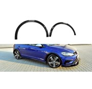 Maxton Design Maxton Design FENDERS EXTENSION VW GOLF 7 R (FACELIFT)