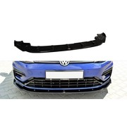 Maxton Design Maxton Design FRONT SPLITTER V.1 VW GOLF 7 R (FACELIFT)