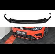 Maxton Design Maxton Design FRONT SPLITTER V.6 VW GOLF 7 R FACELIFT