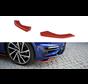 Maxton Design FRONT SPLITTER V.8 VW GOLF 7 R FACELIFT