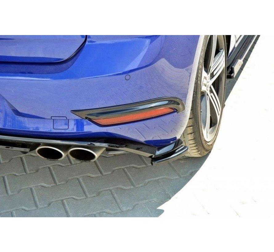 Maxton Design REAR FRAMES FOR LIGHTS VW GOLF 7 R (FACELIFT)